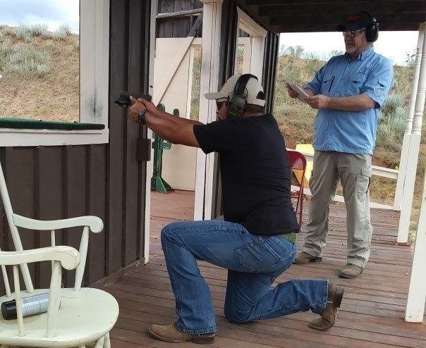 Nevada Firearms Training | Level 1 Firearms Training