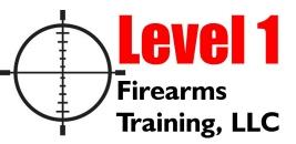 Level 1 Firearms Training LLC