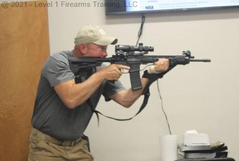 Maryland Rifle Classes