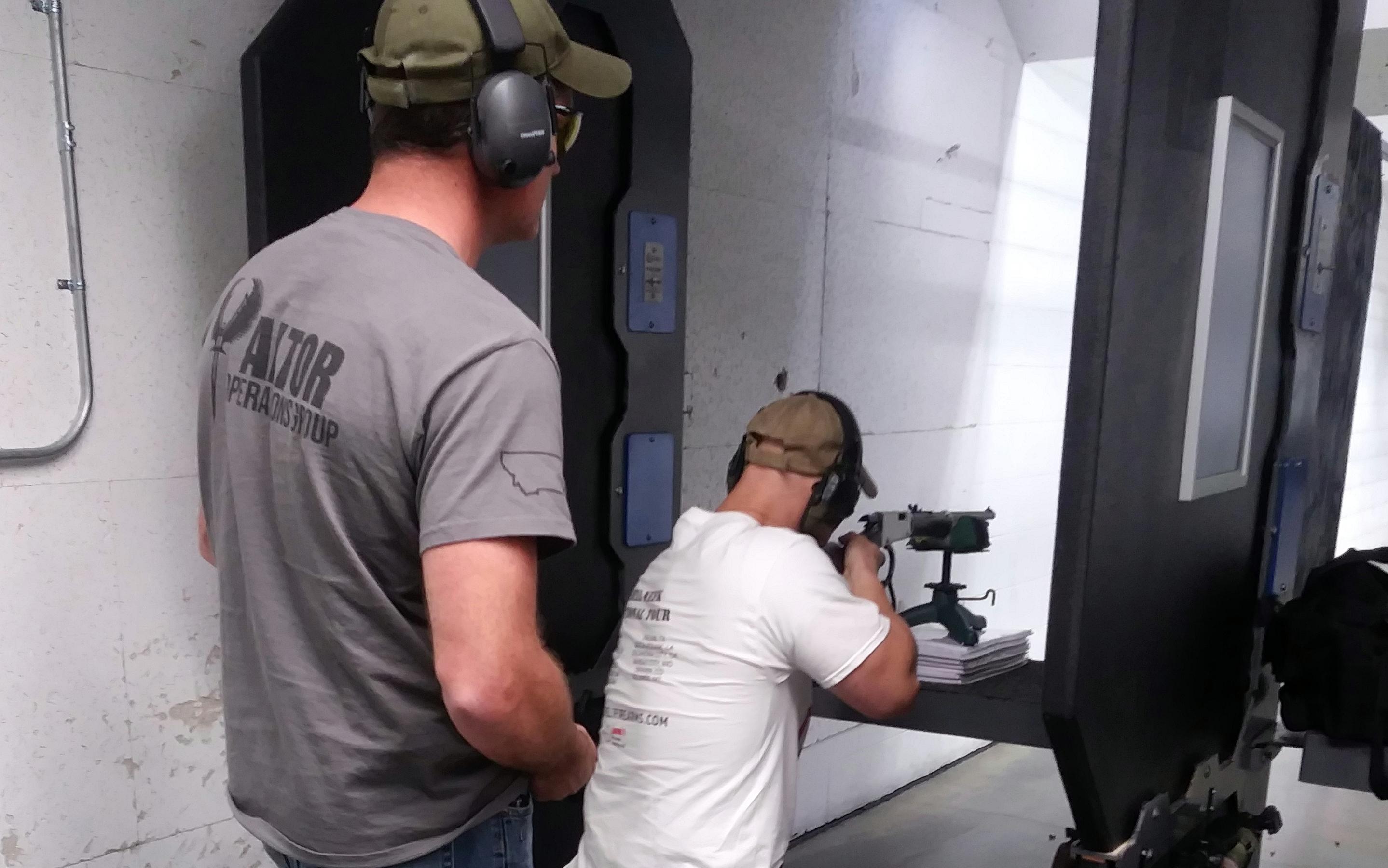 Louisiana Firearms Instructor Classes | Level 1 Firearms Training
