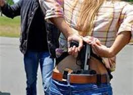 Arizona Women Only Conceald Carry Permit Class