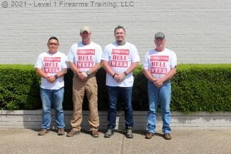 Arkansas CCW Instructor Class